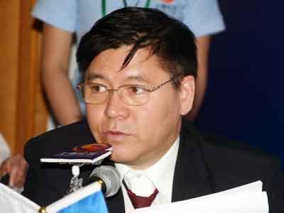 图文:四川大学教授李小北