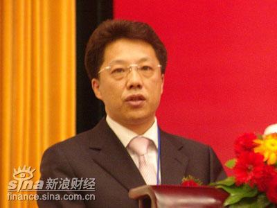 图文:哈尔滨圣泰制药股份有限公司董事长高翔