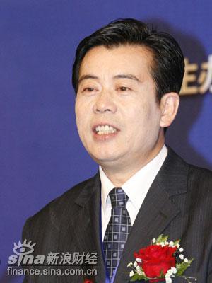 图文:主持人北京中小企业服务中心主任张一平