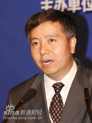 图文:香港交易所北京代表处首席代表任光明