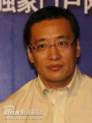图文:华友世纪总裁兼首席运营官王少剑