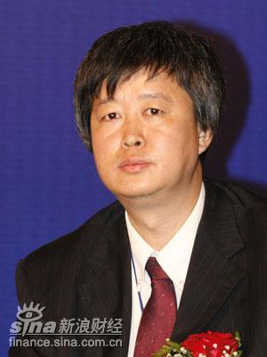 图文:行者集团总裁马昕