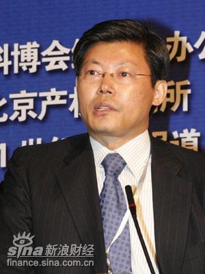 图文:美国弗劳尔斯董事总经理宣昌能