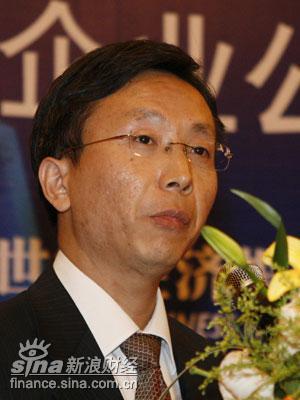 图文:博时基金管理有限公司总裁王德英