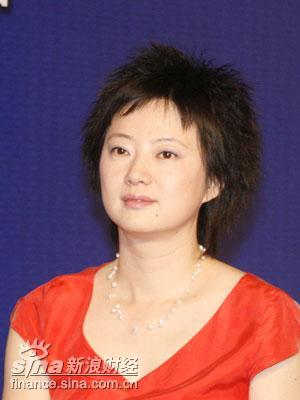 图文:英才杂志社总编辑社长宋立新
