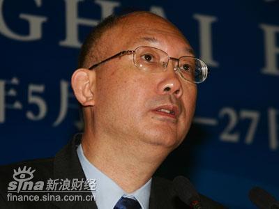 图文:复旦大学副校长王为平