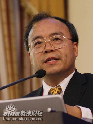 图文:中国证券业协会副会长林义相