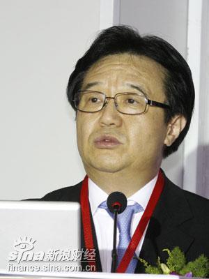 图文:中华人民共和国商务部副部长高虎城