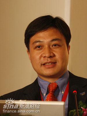 图文:联想集团高级副总裁兼大中华区总裁陈绍鹏