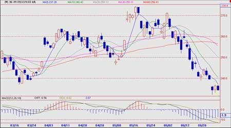 工业品回调冲击玉米市场期价进入阶段性调整(2)