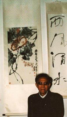 父亲与他的画(2)