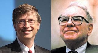 巴菲特联手盖茨全球两大富翁进入同一董事会