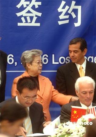 中国为平衡贸易与美达成162.1亿美元采购协议