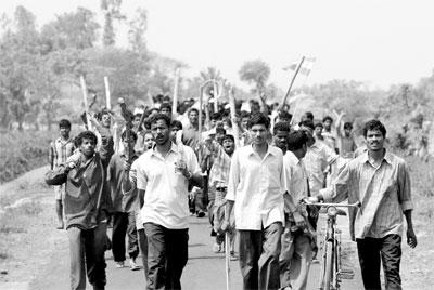 印度经济特区遭抗议刹车 可能在经济竞赛中落后