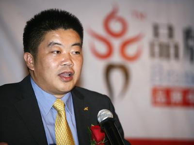 冯军:2009中国品牌照亮全球