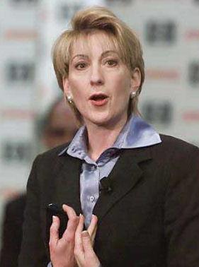 惠普前CEO卡莉风采依旧离职后首次公开露面