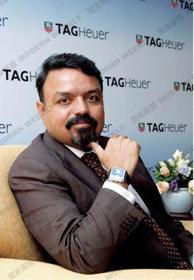 印度来的奢侈品牌经理人