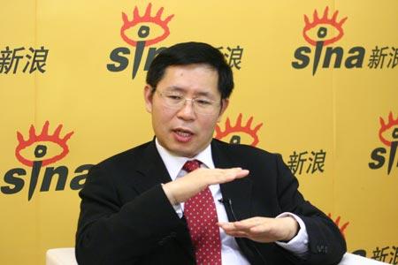 用友软件董事长王文京做客新浪聊天实录