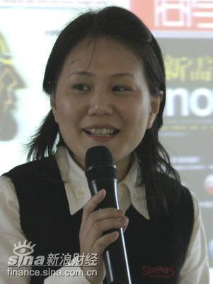 图文:商学院杂志副主编恩蓉辉