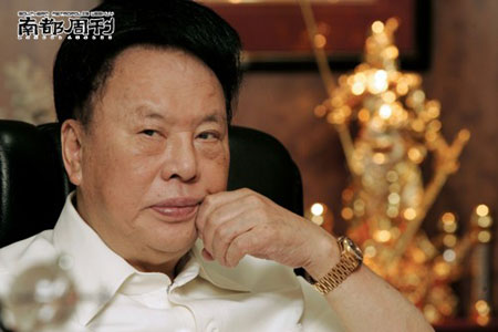 中国慈善大王之争:余彭年捐款能排美国前30位