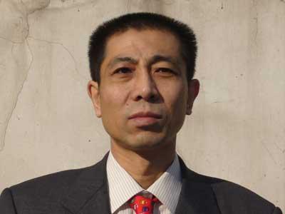 绝对挑战之巅峰营销参赛选手:朱洪涛