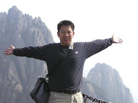 绝对挑战之巅峰营销参赛选手:冯常威