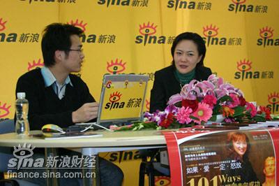 中国经营报社总编辑李佩钰作客新浪聊天实录