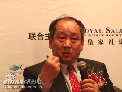 图文:中欧国际工商学院副院长张维炯