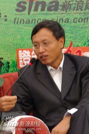 李春信:托管市场容量大不在乎外资行竞争
