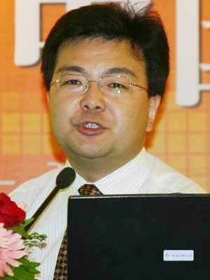 北京黄金经济发展研究中心主任张炳南演讲实录