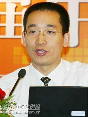 图文:中国注册金融分析师培养计划执行办许玉道