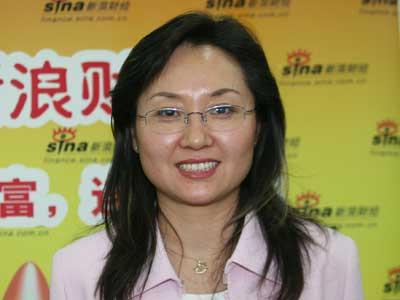 《中国财经报道》主编任速雁