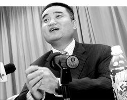 """张海:""""李志达不管球队我来管""""(图)"""