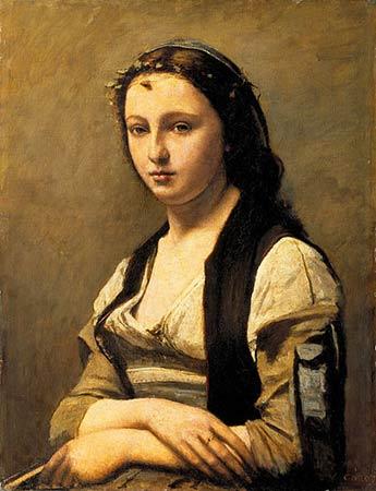 法国绘画之四:19世纪的浪漫主义图片
