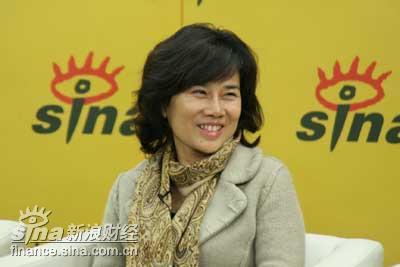 格力电器副董事长、总裁董明珠