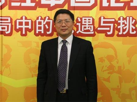 亚洲开发银行(ABD)中国首席经济学家汤敏教授