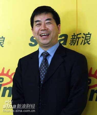 央行研究局副局长焦瑾璞