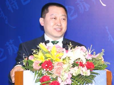 蒙牛乳业集团总裁杨文俊先生致辞