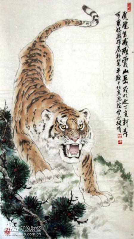 著名画家王可东简介(5)