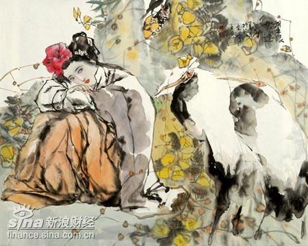 著名画家黄文琦简介(6)