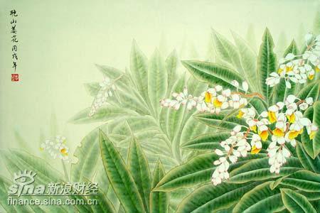 著名花鸟画家万伟民:画笔下的灵魂(8)