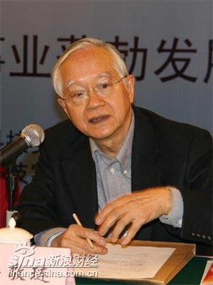 吴敬琏:中国企业如何应对挑战