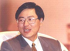 联想集团总裁杨元庆简介