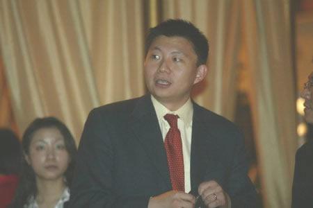 现场图片:新浪总裁汪延出席颁奖典礼