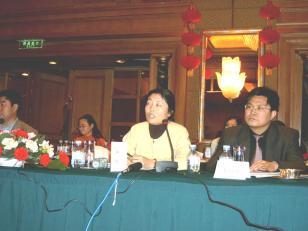 图文:中国证券市场研究设计中心常务干事王莉