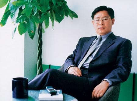 用友软件公司董事长王文京