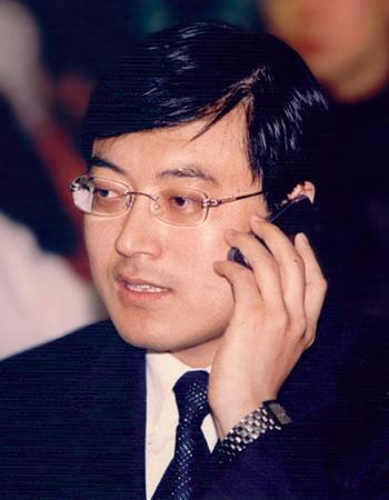 伊利集团总裁潘刚