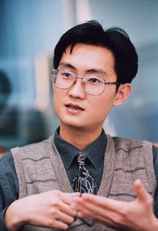 腾讯计算机系统公司CEO马化腾