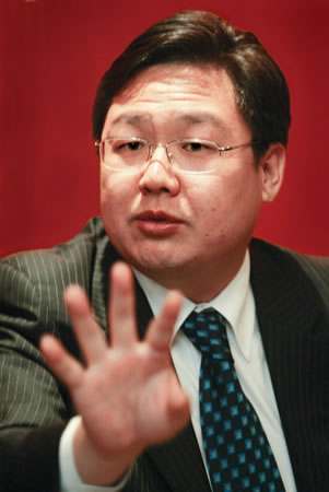 大连实德集团总裁徐明