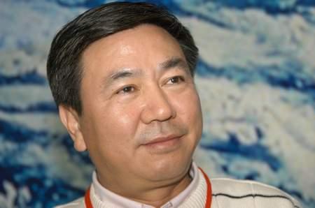 图文:亚信科技中国有限公司总裁张醒生在论坛现场